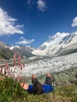 Nacho - Diran - gletsjer.