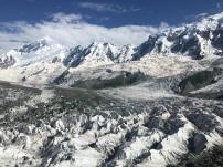Diran - Rakaposhi glacier.