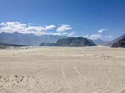 Cold desert, Skardu.