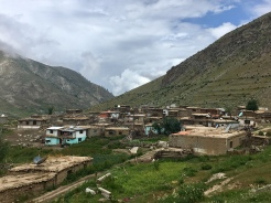 Pakistaans dorp.