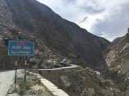 Landslides zijn een probleem voor deze wegen.