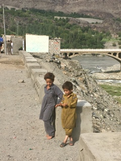 Pakistaanse kinderen.