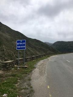 Wijsheden langs Pakistaanse wegen.