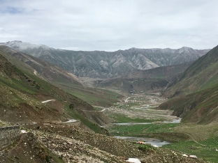 Van Babusar top naar beneden.