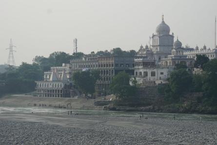 Tempels in India.