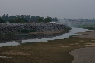 Afval in Pakistan.