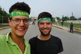Deze dragen we dus niet in India.
