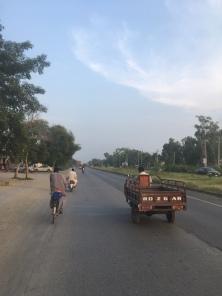 GT road.