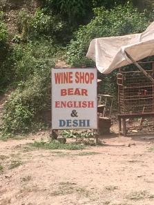 Engelse beren te koop.