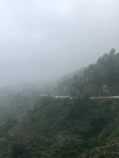 Meer mist.