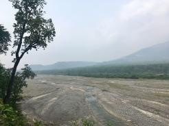 Bijna in Rishikesh.