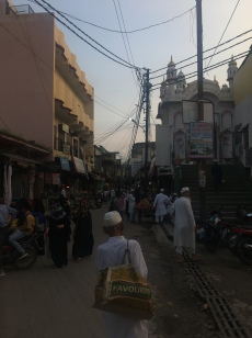 Ook in India wonen nog moslims.