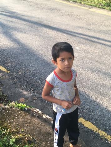 Nepalees jongetje.