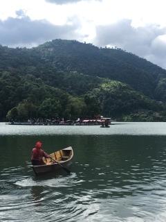 Pokhara.