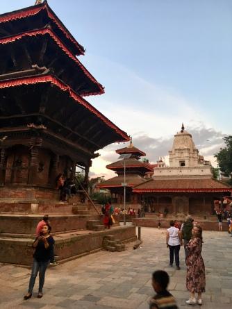 Durbar square Kathmandu.