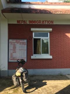 Bye bye Nepal!