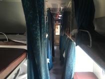 Ik nam 1 trein: Siliguri - Guwahati.