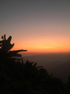 De volgende zonsondergang.