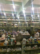 Apotheek in Silchar.