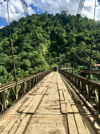 Nog een moderne brug.