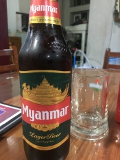 Welcome to Myanmar!