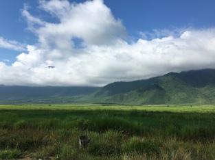 Heuvels in Myanmar.