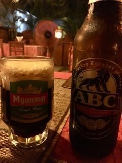 Lekker biertje.