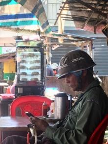 Myanmarees.