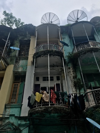 Yangon.
