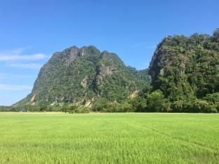 Het begin van de laatste dag in Myanmar.