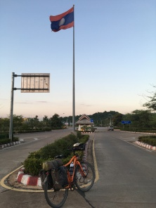 Welkom in Laos.