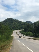 Wegen in Thailand.