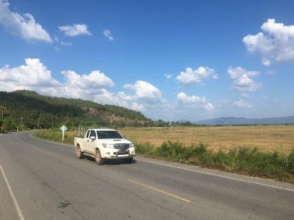 Typische Thaise jeep.