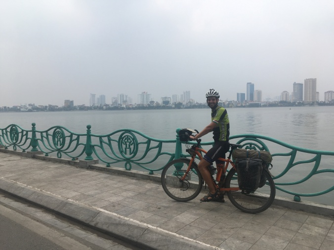 Nacho in Hanoi!