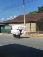 Transport in Laos .