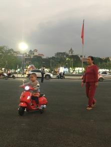 Kindje in Haiphong.