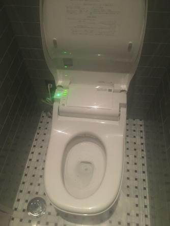Japans toilet, wat een zaligheid!