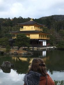 Kyoto, Kinkaku-Ji.
