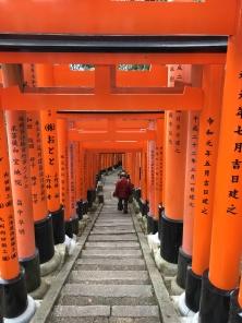 Fushimi Inari-Taisha.