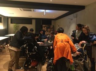 Onvergetelijke ontmoetingen in Kyoto.