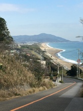 Japanse kust.