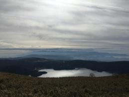 Hakone lake.