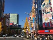 Tokio, Akihabara.