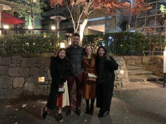 Met Shueri en Marion.