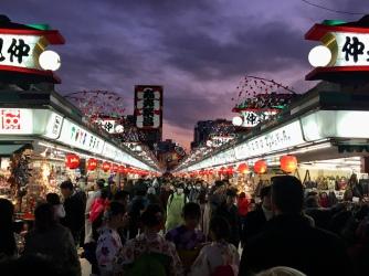 Tokio, Senso-Ji.