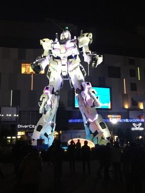 Grootste robot ooit.