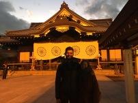 Ook in Tokio veel tempels.